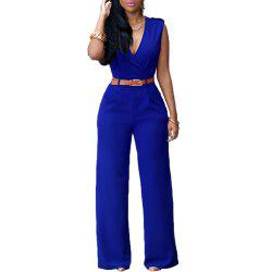 Fashion Loose Slim Casual Jumpsuit -