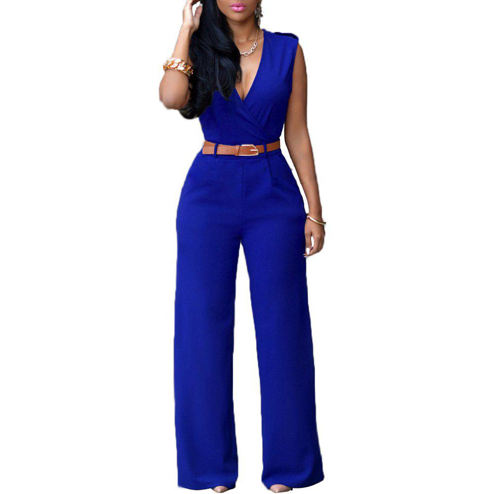Fashion Fashion Loose Slim Casual Jumpsuit
