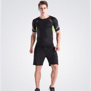 Men's Loose Fit Sweat-Absorbent Breathable Sports Shorts -