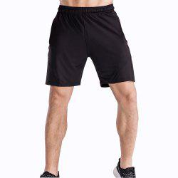 Мужские Loose Fit Sweat-Absorbent Breathable Sports Shorts -