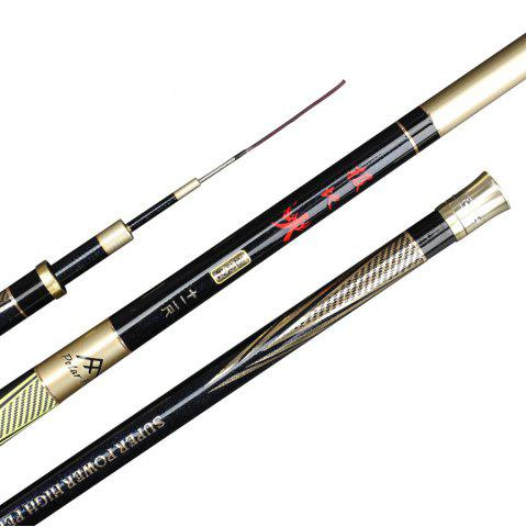 Chic Polarfire DYG301 Outdoor Fishing Gear Carbon Paint 3.6 Meters 4.5 Meters 5.4 Meters Telescopic 28 Fishing Rod