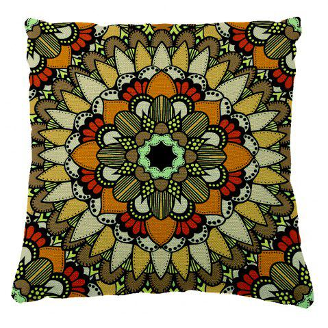 Store National  Pattern  Decoration Pillowcase Car Seat Cushion Cover