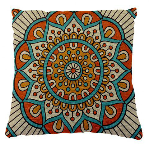 New Traditional Pattern of Retro Shading Moire Household Car Seat Cushion Cover