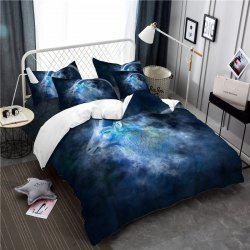 Moonlight Star Capricorn Series Three or Four Pieces Bedding Set AS20 -