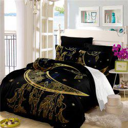 The Universe Series Pendant Three Piece Bedding and Four Sets of AS22 -