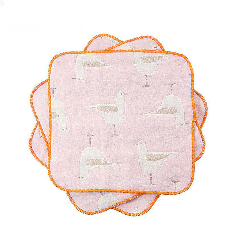 Buy 3PCS Sunveno Baby  Saliva Towels Cotton Square Newborn Handkerchief Towel
