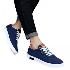 Мужская мода All-Match Low-Top Shoes -