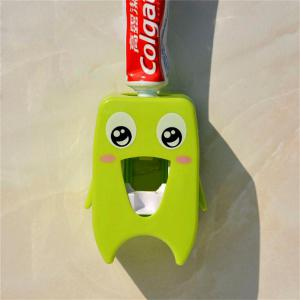 Cartoon Automatic Toothpaste Dispenser -