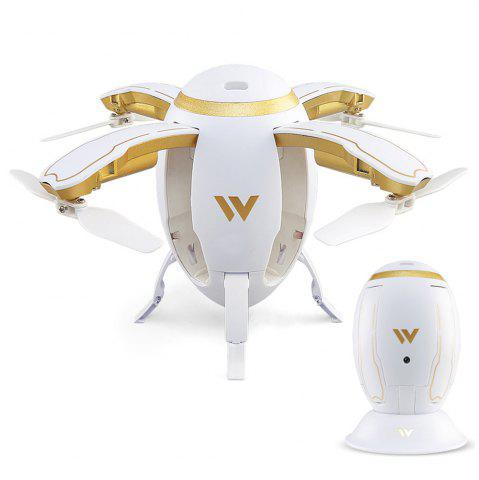 Online Attop W5 Foldable Design RC Drone with Headless Mode