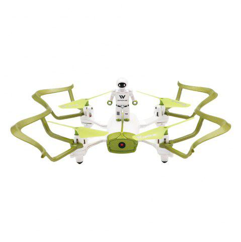 Shops Attop W2C RC Drone with Headless Mode