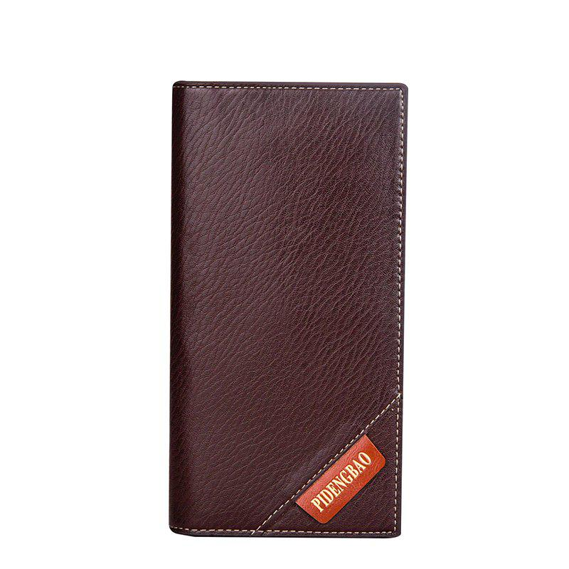 Fancy New Men's Long Wallet Fashion Casual Card Package