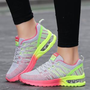 New Fly Weaving Leisure Sports Running Shoes -