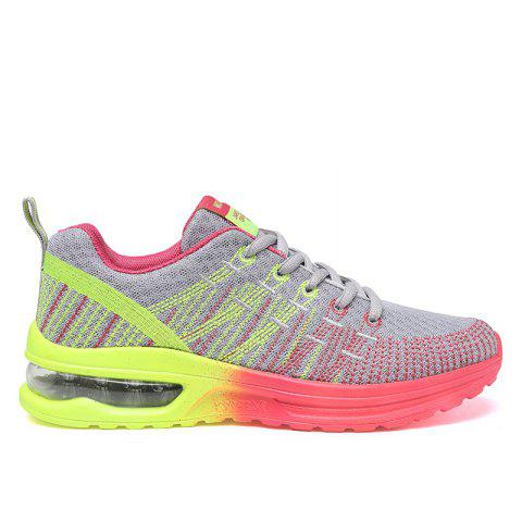 Hot New Fly Weaving Leisure Sports Running Shoes