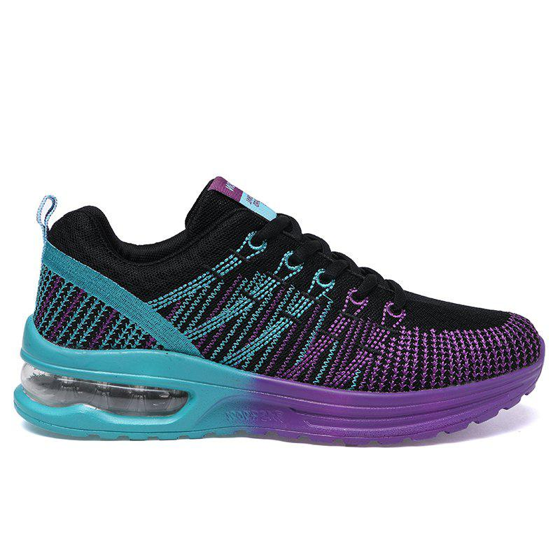 Online New Fly Weaving Leisure Sports Running Shoes