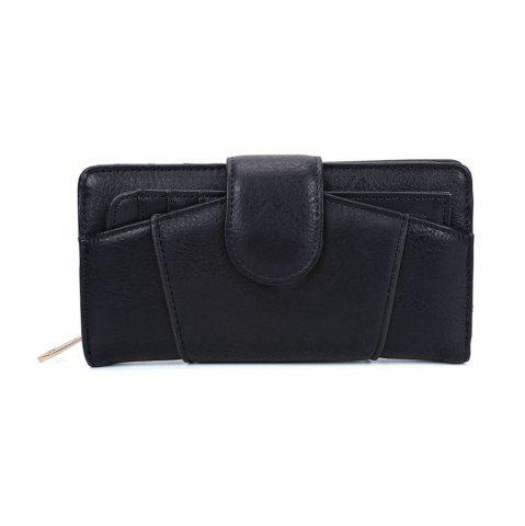 Outfit Women's Wallet Graceful Sweety Long Pattern Ladylike Stylish Bag