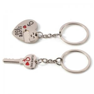 2 Love Key Buckles for New Lovers in Fashion -