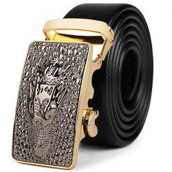 Men's Casual and Simple Automatic Belt -