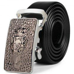 Men's Business Casual Wear Leather Belt -