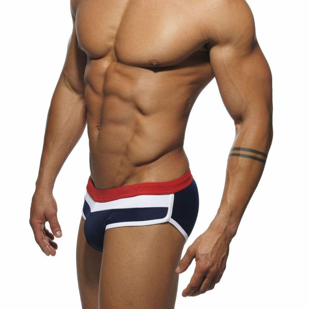Store Men Thicker Triangle Swim Briefs
