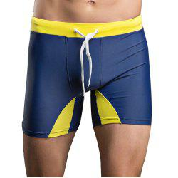 Men's Professional Tethered Swimming Trunks Beach Shorts -