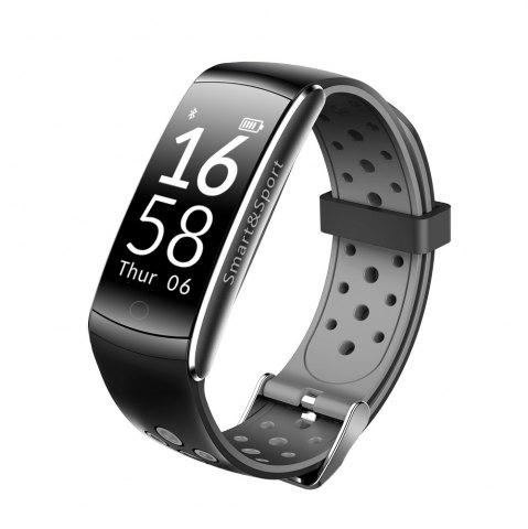 Unique Q8 IP68 Blood Pressure Heart Rate Monitor Fitness Tracker Smart Wristband Bracelet For iOS/Android