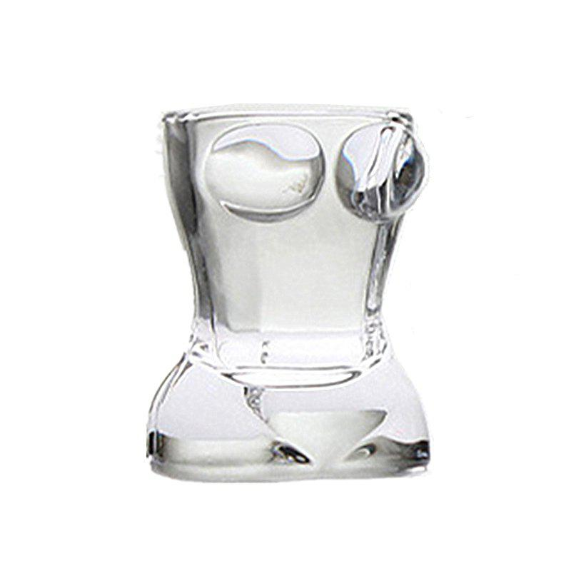 Buy Double Glass Cup Heat-Resistant Cups 2pcs