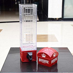 Telephone Booth Type Beer Pourer Bar Supplies Creative Wine Beverage Machine -