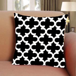Retro Pattern Sofa Series Home Furnishing Ornament Geometric Pattern Pillowcase Balcony Seat Cover -