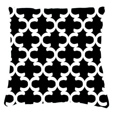 New Retro Pattern Sofa Series Home Furnishing Ornament Geometric Pattern Pillowcase Balcony Seat Cover