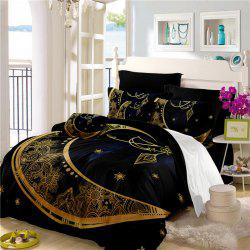 Constellation Totem Series of Three or Four Pieces Bedding Set AS24 -
