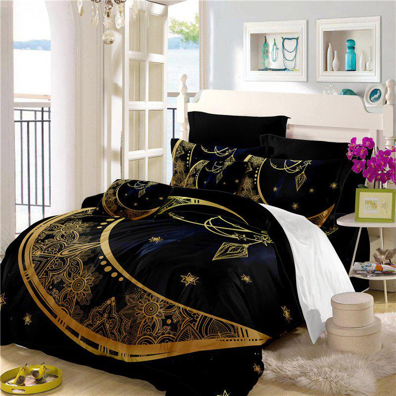Outfits Constellation Totem Series of Three or Four Pieces Bedding Set AS24