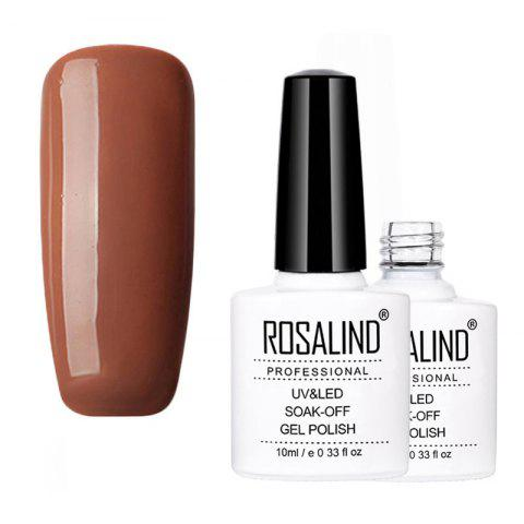 Online ROSALIND Gelish Series of New Self Selected Color Nail Oil Glue 10ML