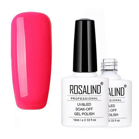 Sale ROSALIND Gelish Series of New Self Selected Color Nail Oil Glue 10ML