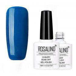 ROSALIND Gelish Series of New Self Selected Color Nail Oil Glue 10ML -