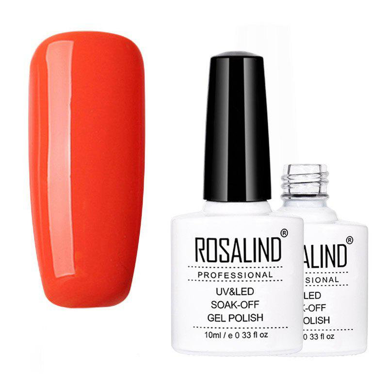 Hot ROSALIND Gelish Series of New Self Selected Color Nail Oil Glue 10ML