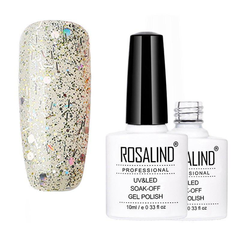 Buy ROSALIND Gelish Series of New Self Selected Color Nail Oil Glue 10ML
