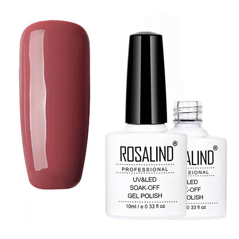 Best ROSALIND Gelish Series of New Self Selected Color Nail Oil Glue 10ML
