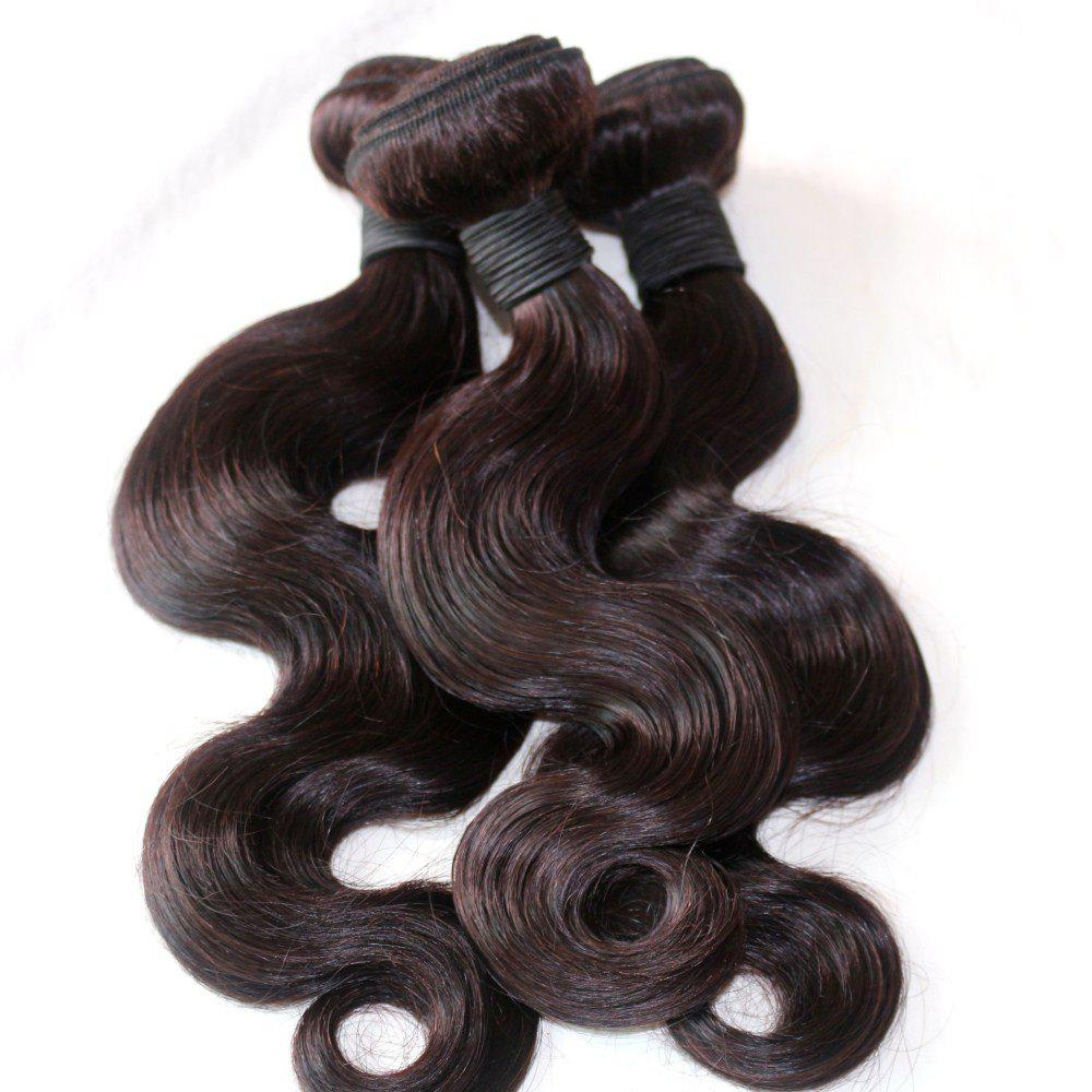 Shops Body Wave 100 Percent Natural Color Malaysian Virgin Hair Weave 4pcs