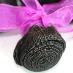 Loose Wave Natural Color Peruvian Human Virgin Hair Weave 2pcs -