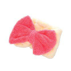 Девушки Bowknot Large Headband 1PCS -