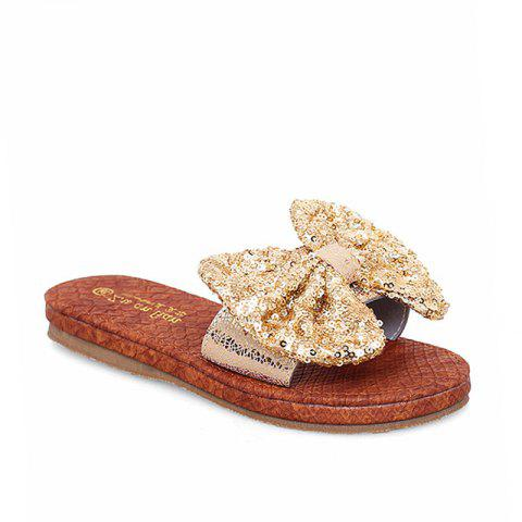 Sandales en cuir Casual Beach Lady
