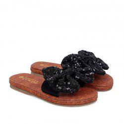 Leather  Casual Beach  Lady Sandals -
