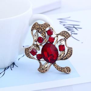 Fashionable Creative High - grade Leaf Brooch -