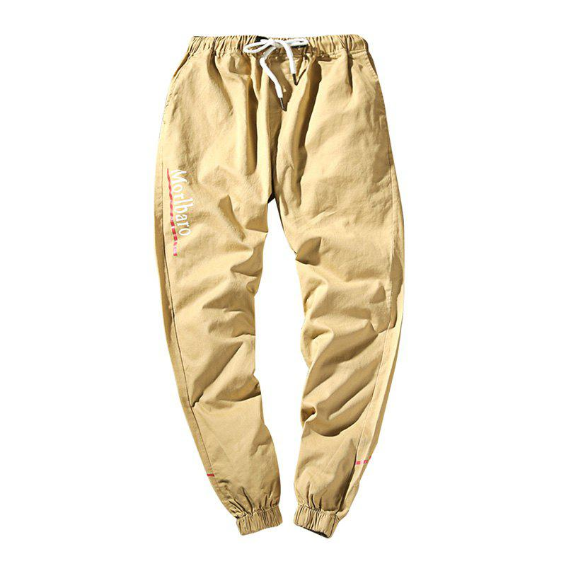 Store New Letter Feet Nine Pants Men