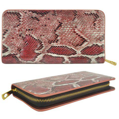 New Women's Purse Serpentine Pattern Elegant Classy Versatile All Match Faddish Purse