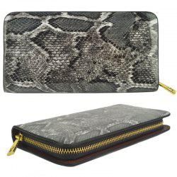 Women's Purse Serpentine Pattern Elegant Classy Versatile All Match Faddish Purse -