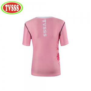 TVSSS Women Skinny Sweatshirt for Running Jogging Yoga Sports T-Shirt -