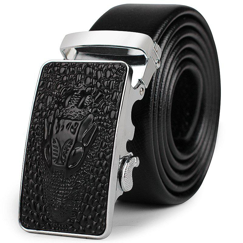Discount Men's Automatic Belt Trend Casual