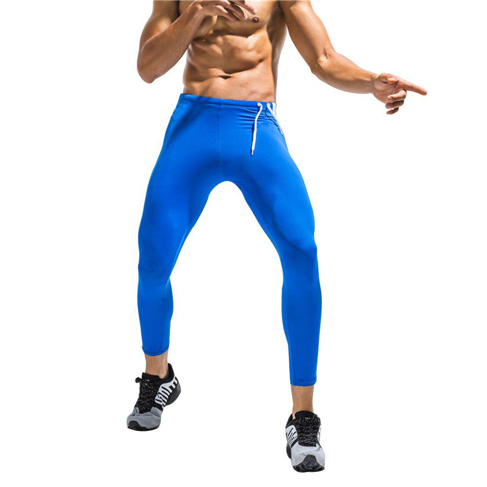 Unique Men's Fast-Drying Fitness Pants