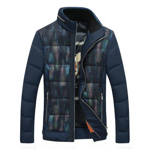 Discount Casual Men's Down Jacket Warm Coat